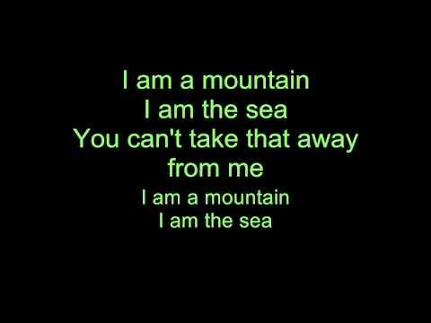 Biffy Clyro - Mountains *with lyrics*