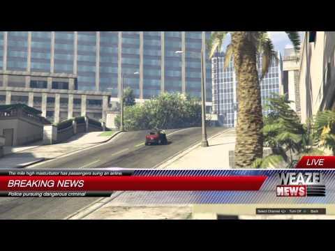 Mi leal paisano online Lorenzo destrozando un mini de camino a mi apartamento en el GTA 5