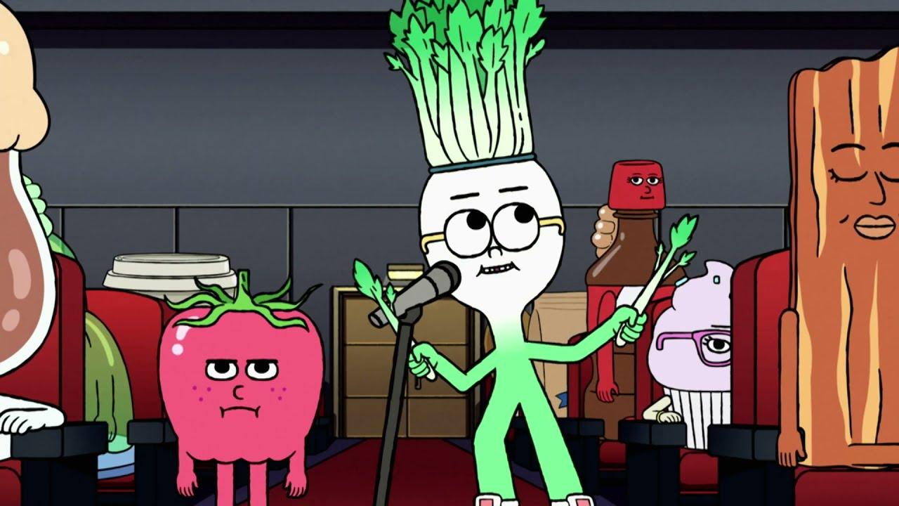 Apple and Onion | Hamburger Steals the Spotlight | Cartoon Network