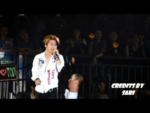 날개 - 대성 (Wings - Daesung) @ 150613 BIGBANG 2015 WORLD TOUR [MADE] IN HONG KONG