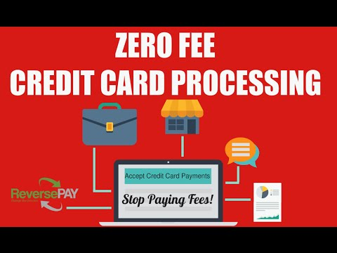 Zero Fee Credit Card Processing | ReversePAY Processing