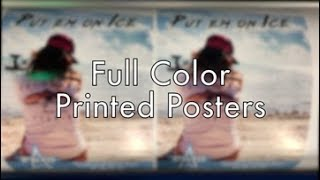 Full Color Posters