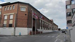 Реймс. Зал капитуляция Германии 07 мая 1945 года(Стол, за которым принимали капитуляцию германии в 1945 году., 2015-05-17T17:28:56.000Z)