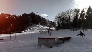スキー 天気 場 国際 氷ノ山