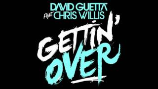 Gettin Over You  HD + Lyrics  - David Guetta & Chris Willis feat Fergie & LMFAO