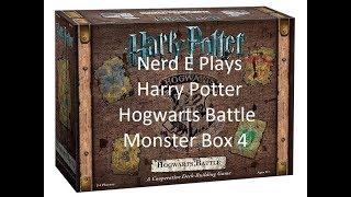 Harry Potter Hogwarts Battle Monster Box of Monsters Box 4
