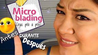 MICROBLADING: Pigmentación pelo a pelo (MALAexperiencia) ♥ Anabel México
