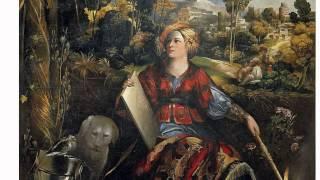 Ancor che cor partire - Cipriano de Rore - violone in G and organ