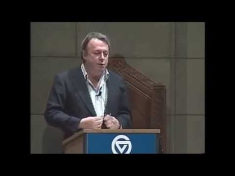 Christopher Hitchens destroys all popular arguments against Iraq War