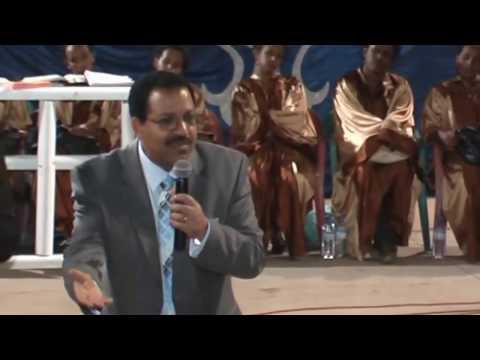 Apostle Sirak Haregot - Khartoum, Sudan 2013 (Day 1)
