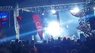 HALUK LEVENT ÇANAKKALE KONSERİ (elfida ve şehitler şarkısı) #haluklevent #konser #canli