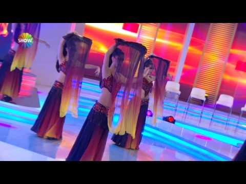 Ivana Sert'ten dans şov!