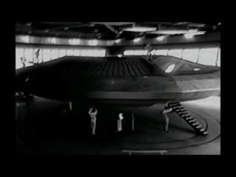 ✅Area 51 UFO Video Reverse Engineering And Tesing UFO - DATE 1957.