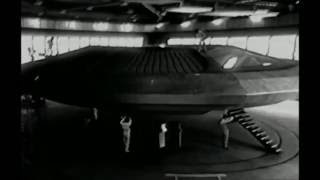 AREA 51 UFO REVERSE ENGINEERING AND UFO TESTING - 1957