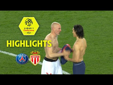 Paris Saint-Germain - AS Monaco ( 7-1 ) - Highlights - (PARIS - ASM) / 2017-18