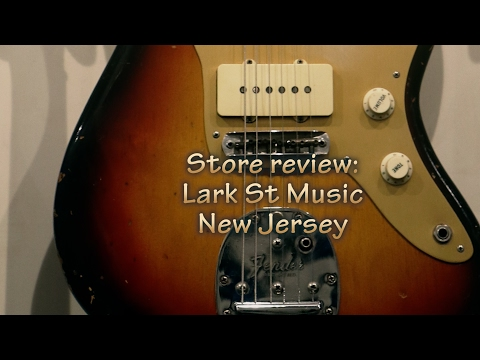Guitar store review: Lark St Music / New Jersey