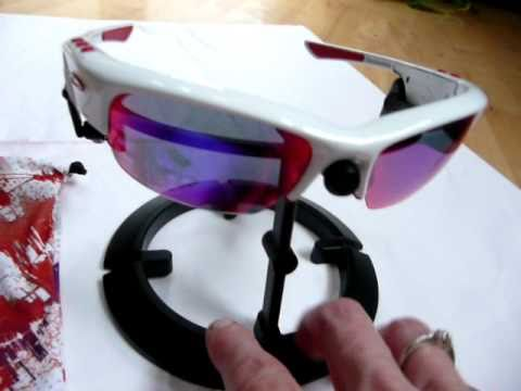 Oakley With Red Pro White Iridium 1gb Thump Positive rxtsQdhC
