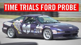 Under the Hood: Low-Buck Time Trials Domination in a Ford Probe!