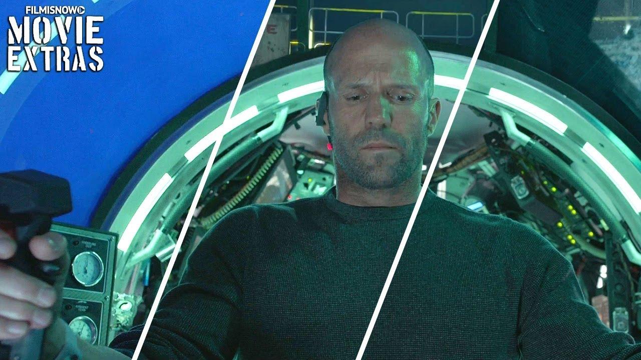 THE MEG   VFX Breakdown by Image Engine VFX (2018)