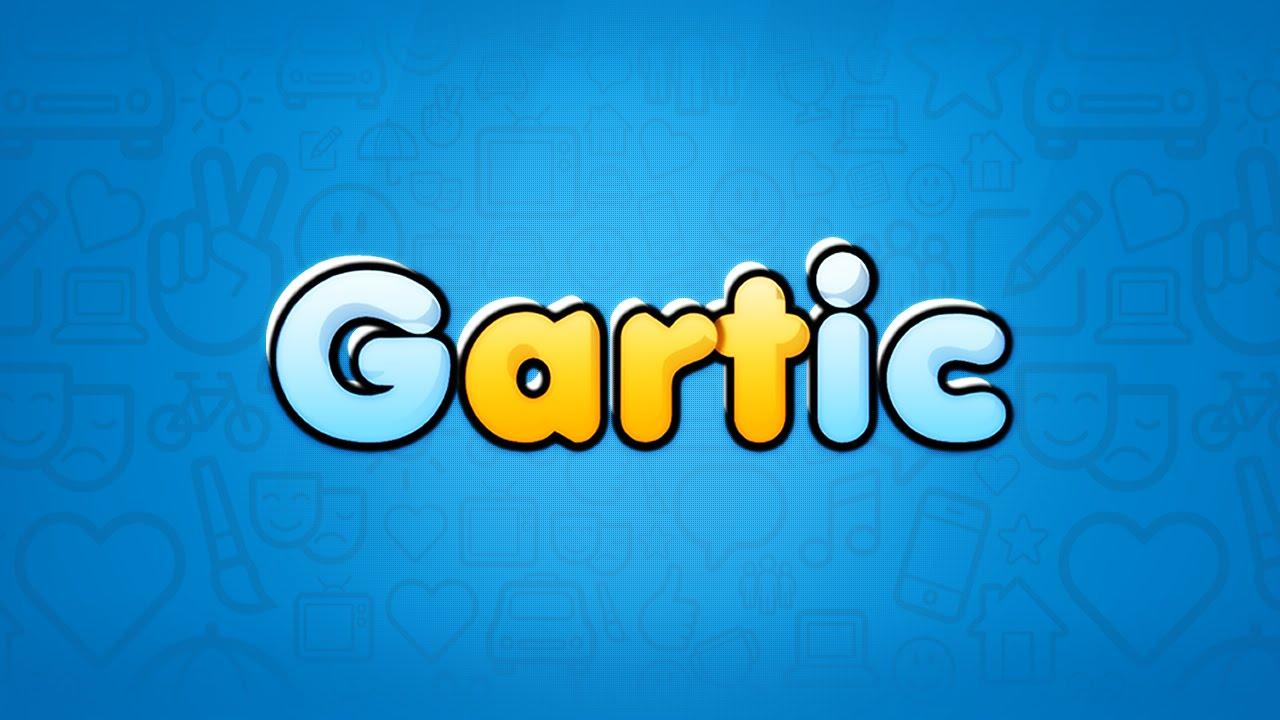 Gartic - O jogo de desenhos online - YouTube