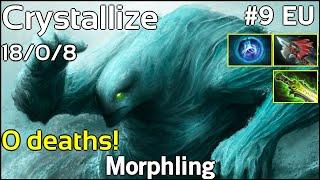 Crystallize [Na`Vi] Morphling - Dota 2 7.13
