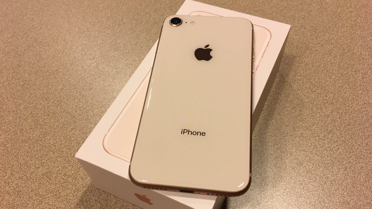 Iphone  Gold Or Rose Gold