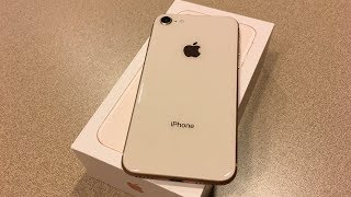 iPhone 8 Plus First Impressions