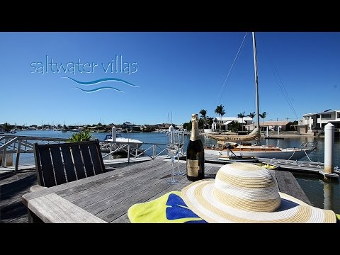 Saltwater Villas in Mooloolaba Sunshine Coast Queensland - Pet Friendly Holiday Accommodation