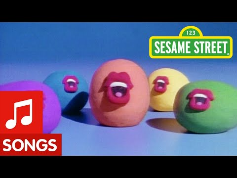 Sesame Street: I Wanna Be Me Song
