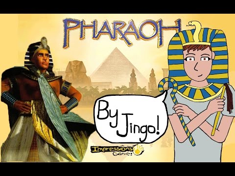 Let's Play Pharaoh! (and Cleopatra): 4. Men-nefer (Memphis) Part 1