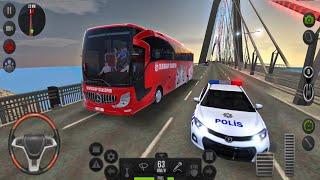 Sivasspor Football Team Trip in Turkey Bus Simulator Ultimate 33 Bus Games Android Gameplay