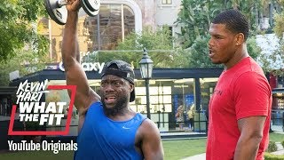 Lift, Laugh, Last | Kevin Hart: What The Fit | Laugh Out Loud Network