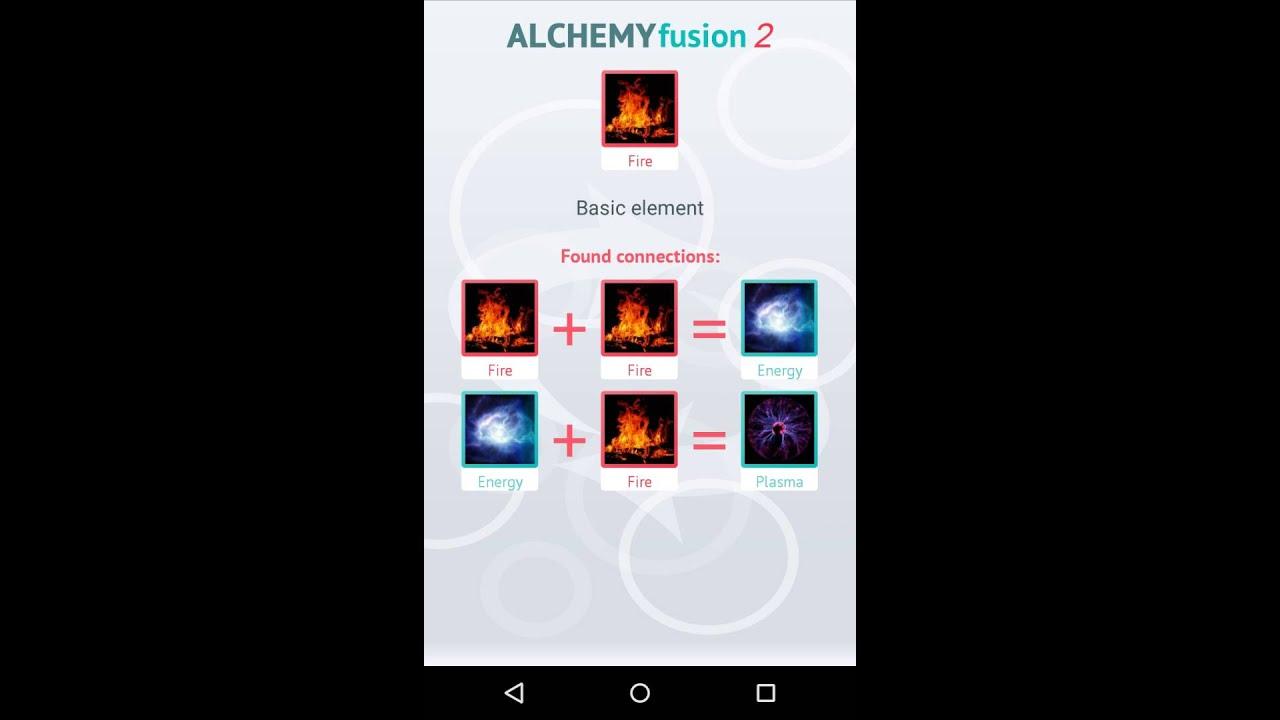 Alchemy Fusion Lösung
