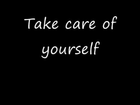 Glee Cast - Take care of yourself (lyrics)