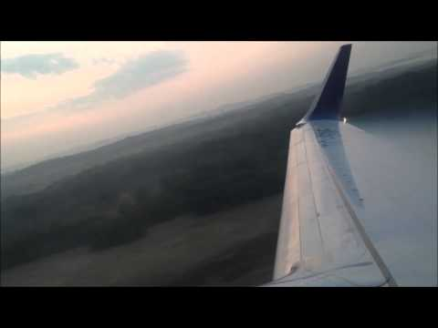SunExpress B737-800 TC-SNF Köln/Bonn - Antalya 06.07.13 Takeoff & Landing