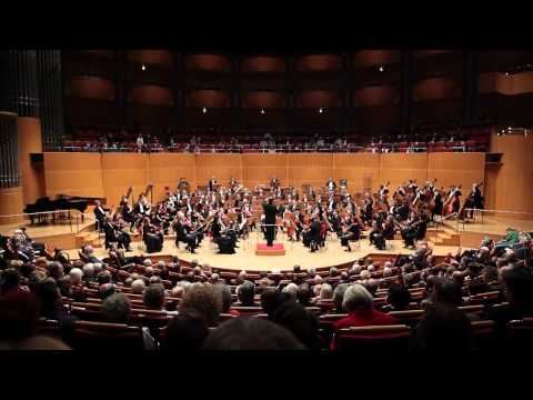 Tonhalle Düsseldorf - Düsseldorfer Symphoniker und Andrey Boreyko - Konzert in Köln