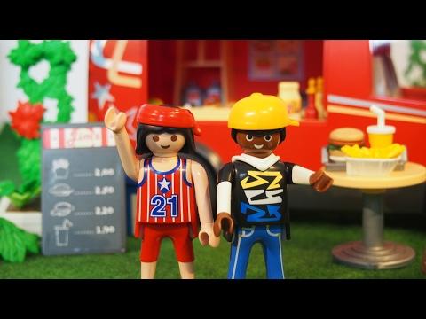 Film playmobil français - Le rêve de Jimmy et Mike