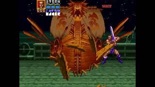 ゴールデンアックス デスアダーの復讐 Arcade cheat アーケード チート ノーミス 時間短縮 最速 Fastest TAS