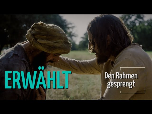 Erwählt- Den Rahmen gesprengt! | Ruth Greiner