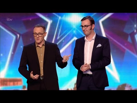 The Mimic Men - Britain's Got Talent 2016 Audition week 5
