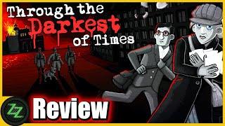 Through The Darkest Of Times Review-Test - Widerstand als Rundenstrategie (German, many subtitles)