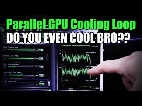 Watercooling 3 Way SLI GPUs - FITTINGS ON THE SAME SIDE???