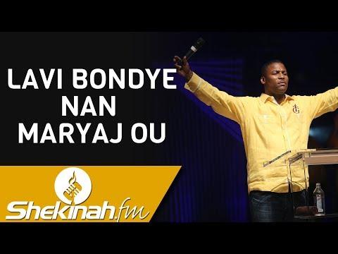 Pasteur Gregory Toussaint | Nuit de Shekinah I Lavi Bondye Nan Maryaj ou   I Tabernacle de Gloire