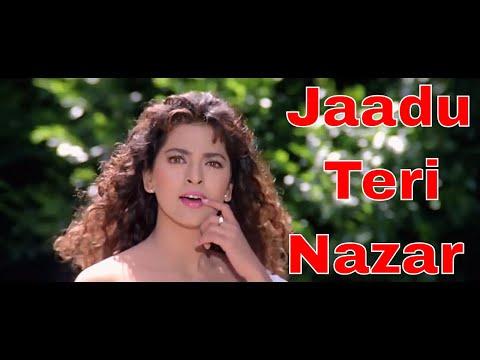 jaadu-teri-nazar---darr-(1993)-full-video-song-*hd*