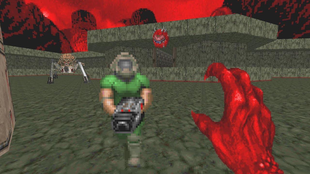 Download Doom but... Doomguy is the enemy