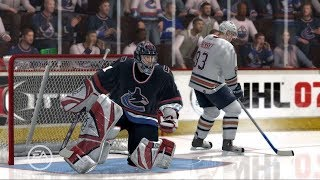 NHL 07: Roster Rundown