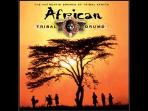 African Tribal Drums Demba Dyasan