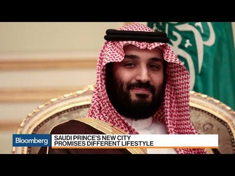 Saudi Arabia Plans $500 Billion Mega City