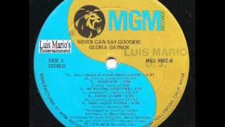 """Legends of Vinyl - Gloria Gaynor - Real Good People - DJ Luis Mario """"Flaco"""" Orellana"""