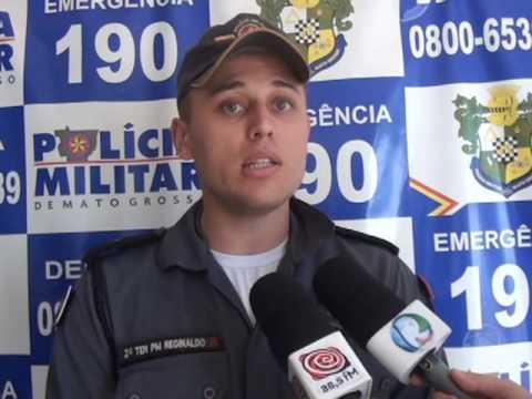 Adolescente de 17 anos acusado de vários furtos e roubos é morto a tiros em Confresa